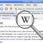 אייקון של ויקיפדיה בדפדפן פיירפוקס