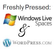 Windows Live Spaces & WordPress.com