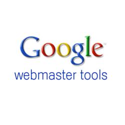 לוגו Google Webmaster Tools