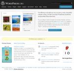 אתר וורדפרס החדש - אפריל 2013