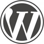 WordPress Logo RTL