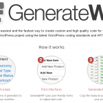 GenerateWP the next generation