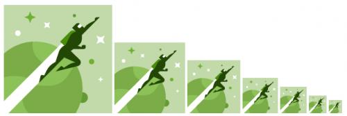 אייקון וקטורי SVG של Jetpack