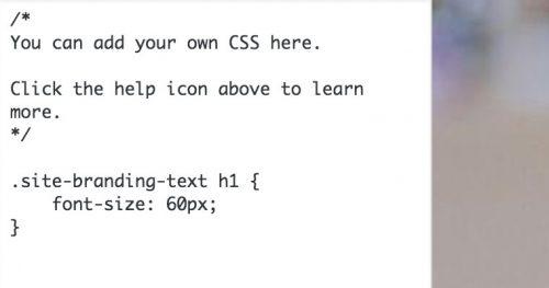 CSS מותאם